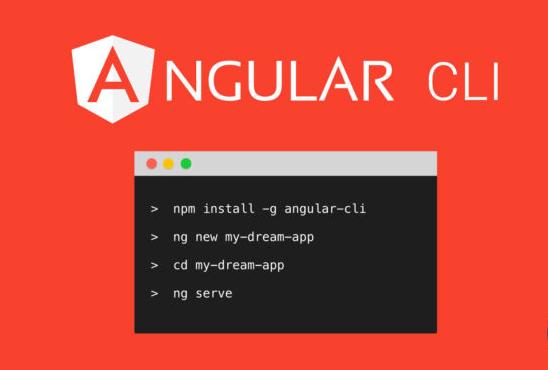 Angular CLI là gì ?  image 1