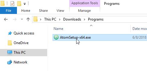 Atom là gì? Cách cài đặt Atom image 3
