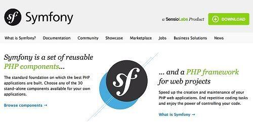 Các PHP Framework phổ biến hiện nay image 1