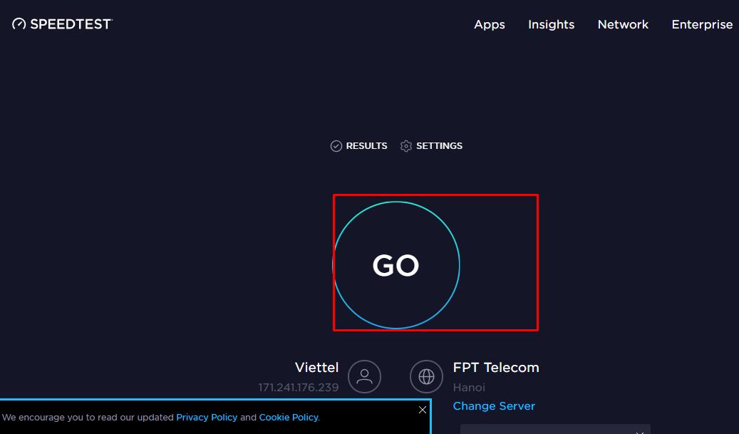 Cách kiểm tra tốc độ mạng đang sử dụng đơn giản nhất! image 1