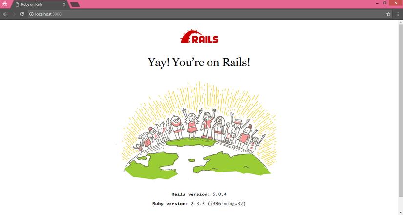 Hướng dẫn cài đặt Ruby on rails image 235