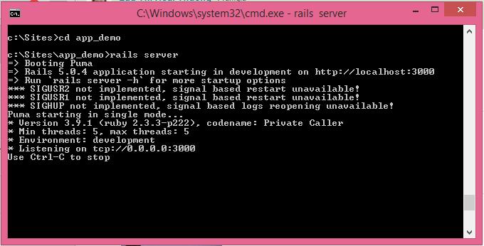 Hướng dẫn cài đặt Ruby on rails image 67