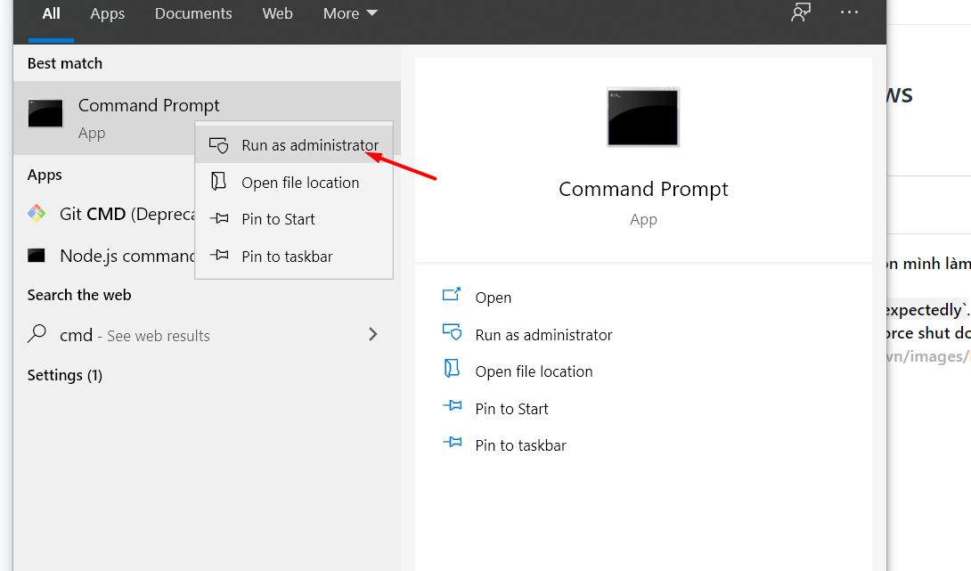 Khắc phục lỗi Xampp không start được apache trên windows image 2