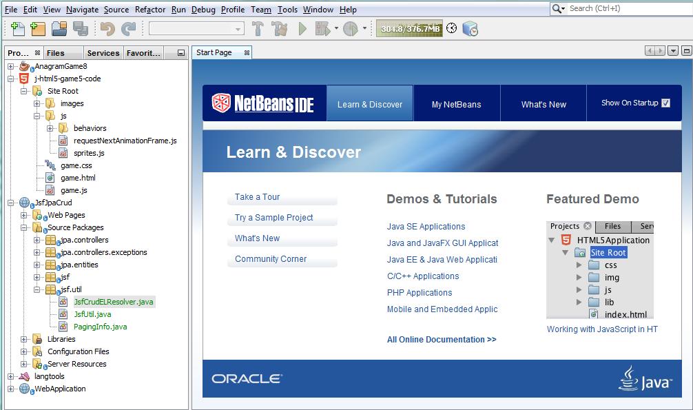 NetBeans IDE là gì? image 1