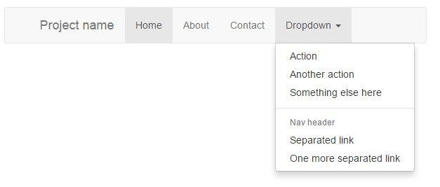 Tạo Dropdown Menu với Bootstrap image 1