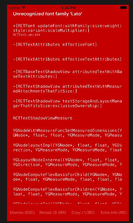 Thêm Fonts và FontIcons vào ứng dụng React Native image 1