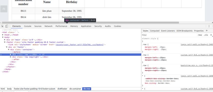 Tìm hiểu về Chrome Developer Tool image 1