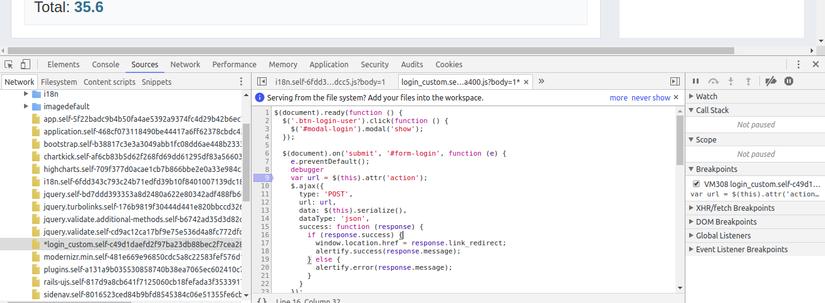 Tìm hiểu về Chrome Developer Tool image 3