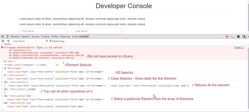 Tìm hiểu về Chrome Developer Tool image 4