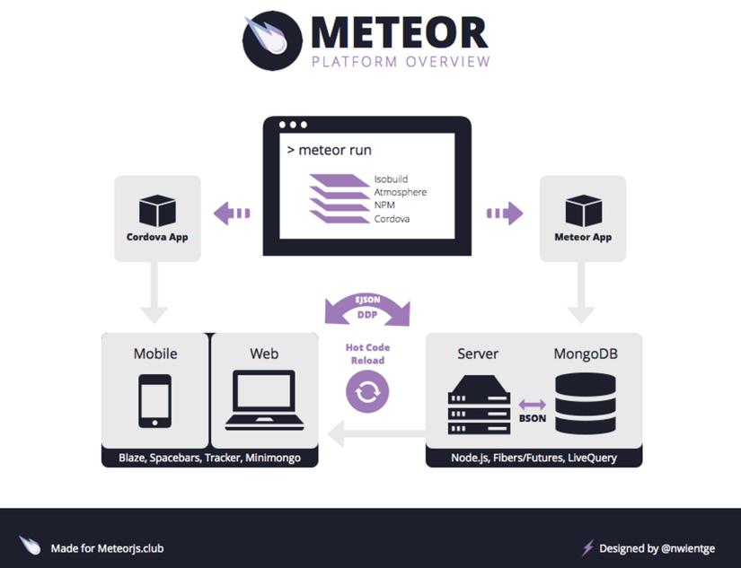 Tổng quan về meteor image 2