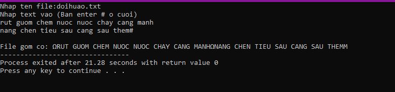 Ví dụ đọc và ghi file trong C++ image 1